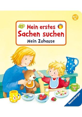 Buch »Mein erstes Sachen suchen: Mein Zuhause / Sandra Grimm, Denitza Gruber« kaufen
