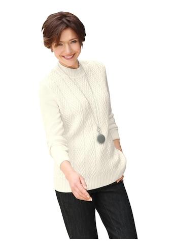Casual Looks Pullover mit Stehkragen kaufen