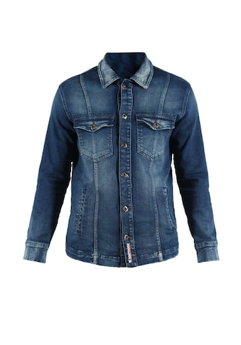 Miracle of Denim Jeansjacke »Hemd Jacke Herren« kaufen