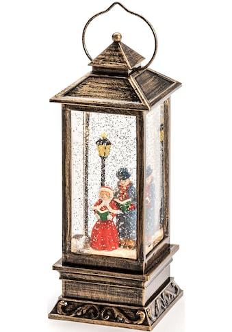 KONSTSMIDE LED Dekolicht, Warmweiß, LED Schneelaterne Charles Dickens Style für den... kaufen