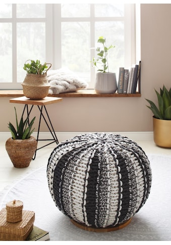 Home affaire Pouf »Zebra« kaufen
