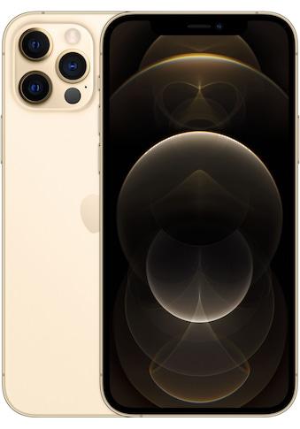 "Apple Smartphone »iPhone 12 Pro - 512 GB«, (15,5 cm/6,1 "", 512 GB, 12 MP Kamera) kaufen"
