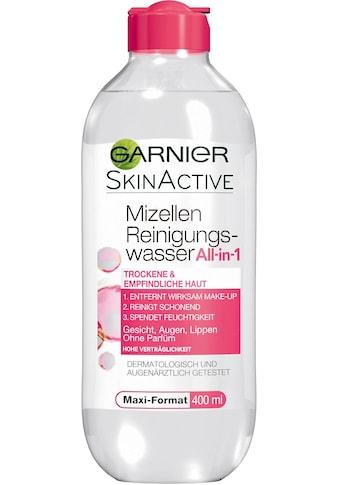 GARNIER Gesichtswasser »Mizellen Reinigungswasser Trockene Haut« kaufen