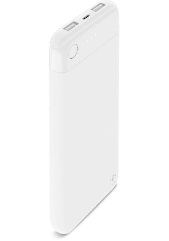 Belkin Lader »Power Bank 10k mAh mit Lightning - Connector MFI« kaufen