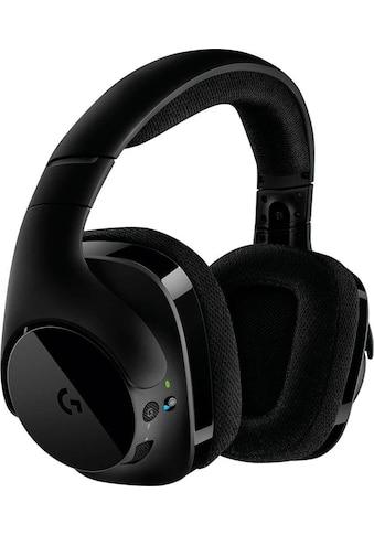 Logitech G Gaming-Headset »G533 WIRELESS«, WLAN (WiFi), Mikrofon abnehmbar-Rauschunterdrückung kaufen