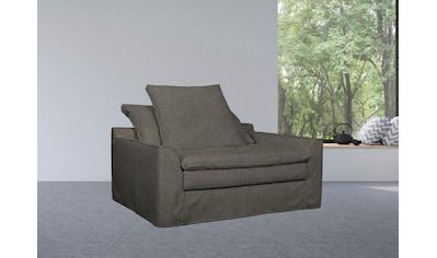 furninova XXL-Sessel »Sake«, inklusive 2 Kissen, abnehmbarer und waschbarer... kaufen