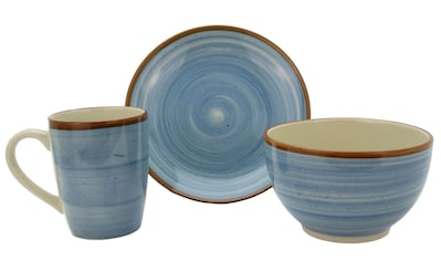 "Home affaire Kaffeeservice ""Bel Deco"" (18 - tlg.), Keramik kaufen"