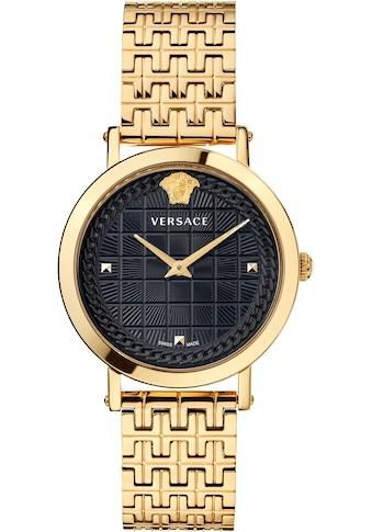 Versace Schweizer Uhr »Medusa Chain, VELV00620« kaufen