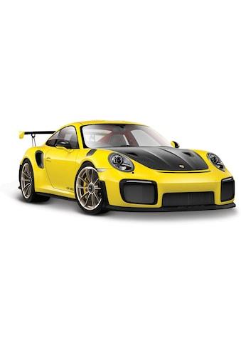 Maisto® Modellauto »Porsche 911 GT2 RS, 1:24«, 1:24, Special Edition kaufen