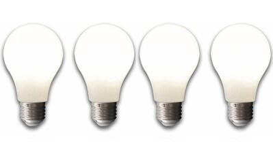 "näve »LED Leuchtmittel E27/6W 4er - Set ""Neo""« LED - Leuchtmittel, E27, Warmweiß kaufen"