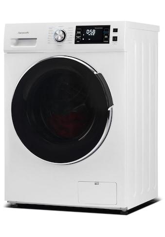 Hanseatic Waschmaschine »HWMB714B«, HWMB714B kaufen