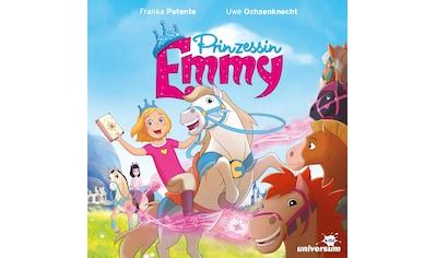Musik-CD »Prinzessin Emmy-Das Hörspiel zum Kinofilm / Various« kaufen