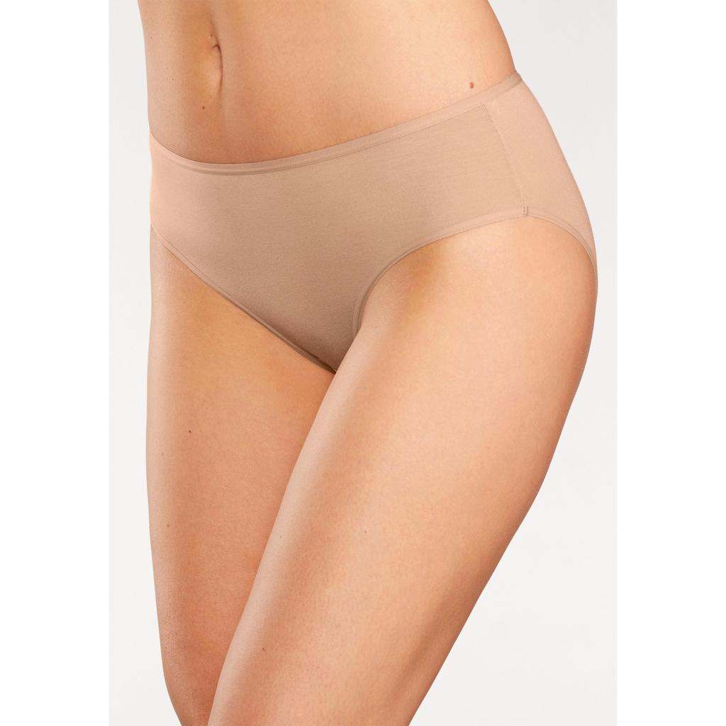 LASCANA Jazzpants, (3 St.), aus hochwertiger Modal-Qualität
