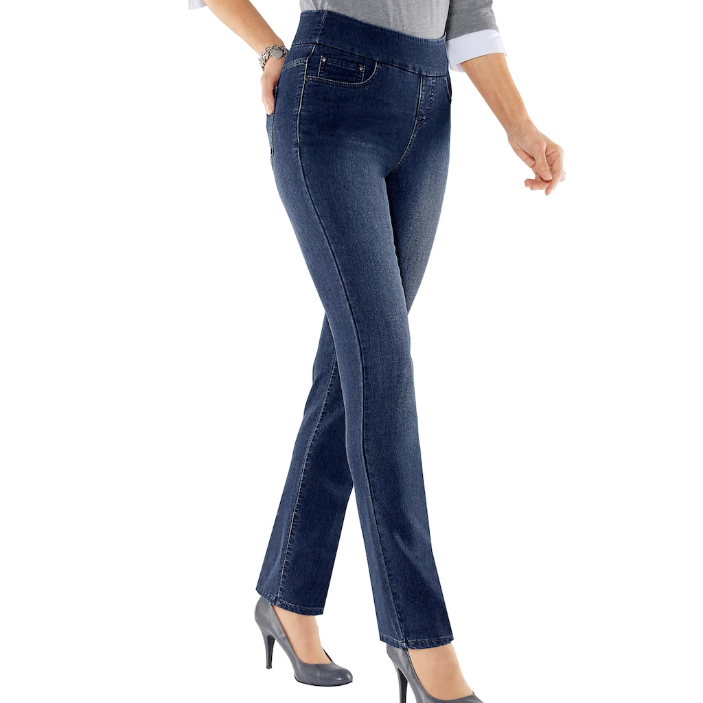 Casual Looks Schlupfjeans