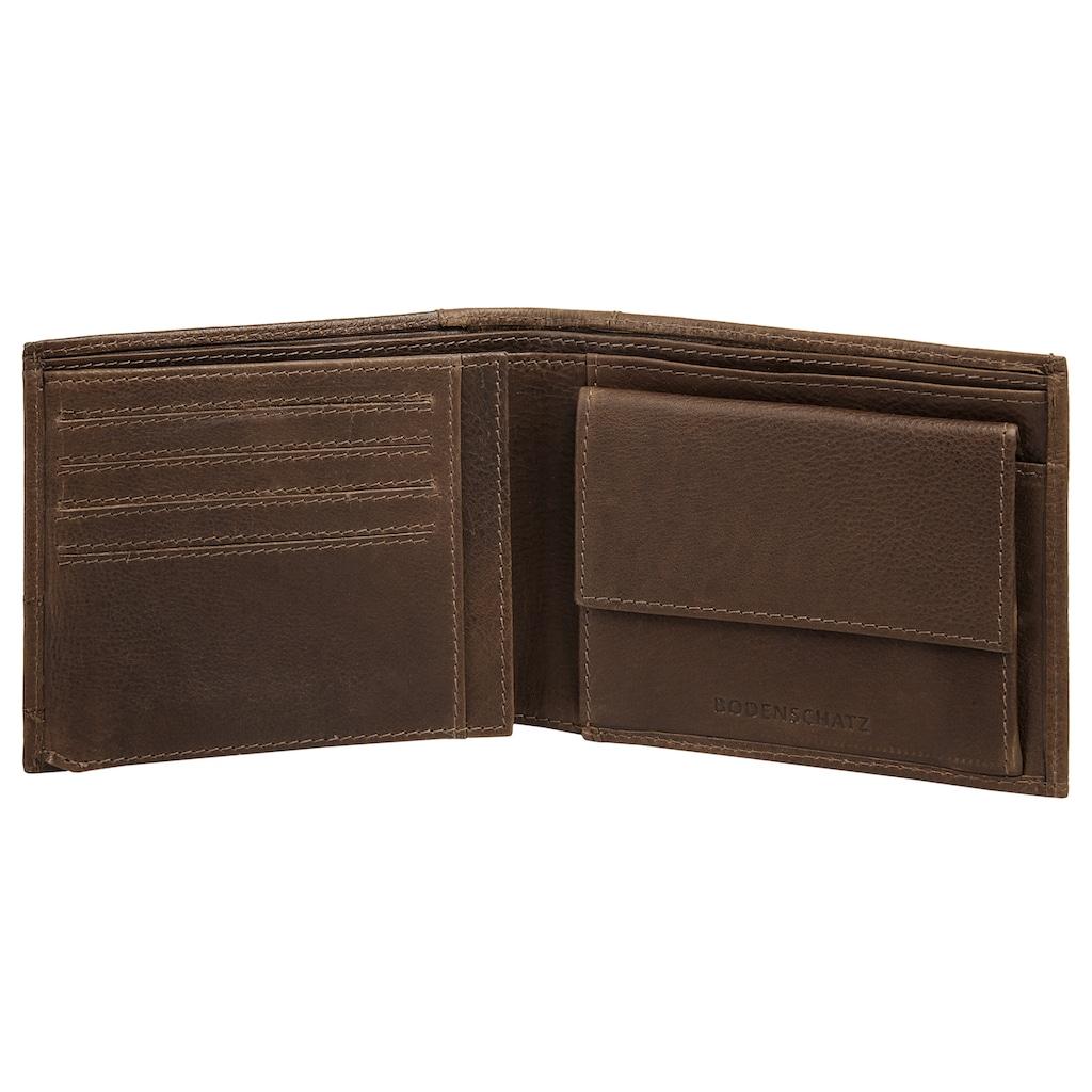 BODENSCHATZ Geldbörse »SIERRA«, 2fach klappbar