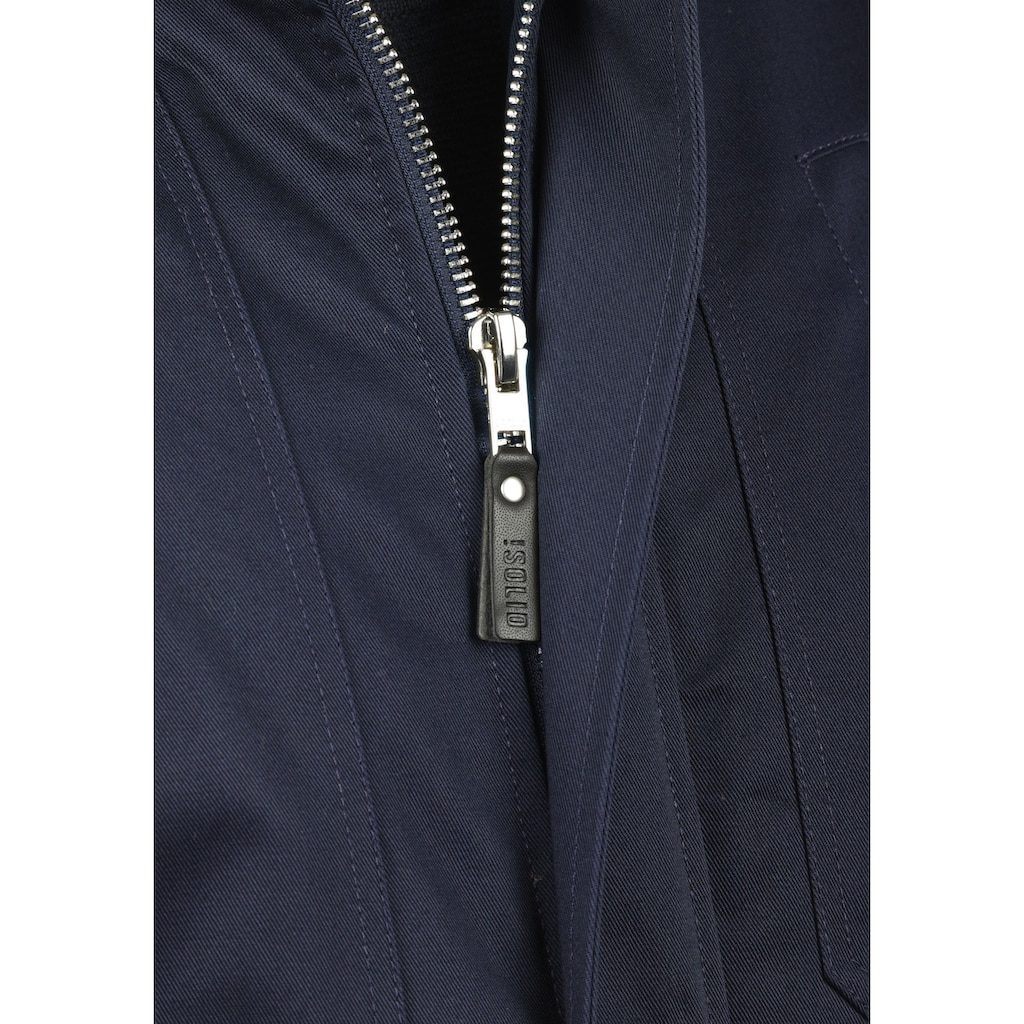 Solid Winterjacke »Walli«, Winterjacke mit zahlreichen Taschen