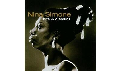 Musik-CD »HITS & CLASSICS / SIMONE,NINA« kaufen