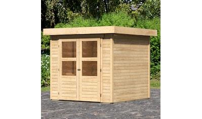 KONIFERA Gartenhaus »Engelsee 2« kaufen