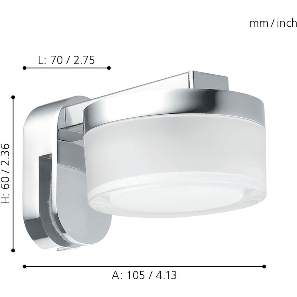 EGLO Spiegelleuchte »ROMENDO«, LED-Board, Warmweiß