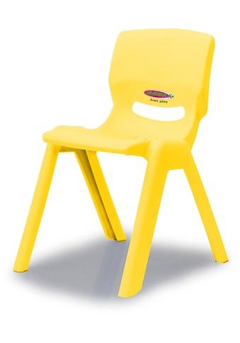 Jamara Stuhl »Smiley, gelb« kaufen