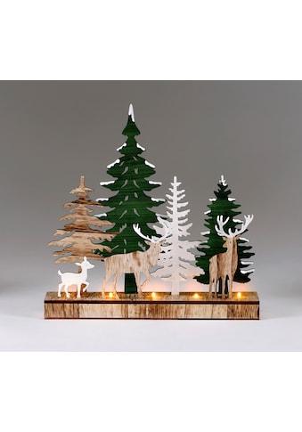 CHRISTMAS GOODS by Inge LED Dekofigur, Warmweiß kaufen