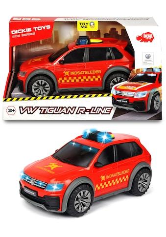 Dickie Toys Spielzeug-Auto »VW Tiguan R-Line Fire Car«, mit Licht und Sound kaufen