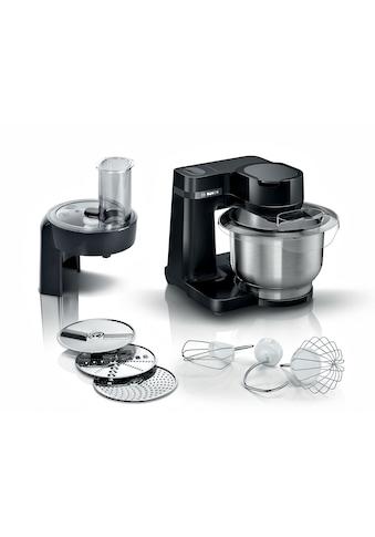 BOSCH Küchenmaschine »MUMS2EB01 MUM Serie 2«, 700 W, 3,8 l Schüssel, vielseitig... kaufen