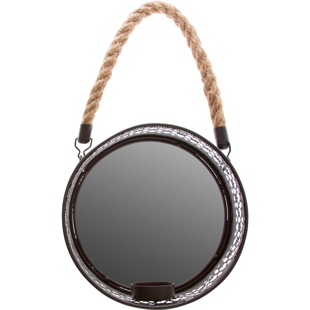 Myflair Möbel & Accessoires Spiegelwandblaker »Anandi«, (Set, 2 St.)