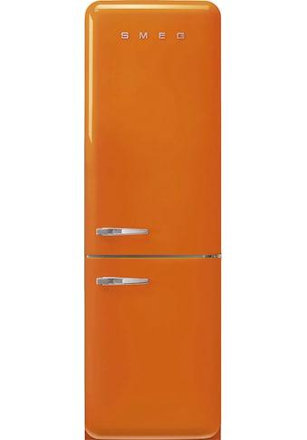 Smeg Kühl - /Gefrierkombination FAB32, 196,8 cm hoch, 60,1 cm breit kaufen