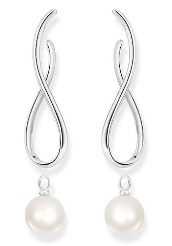THOMAS SABO Paar Ohrstecker »Heritage mit Perle silber, H2099 - 028 - 21« kaufen
