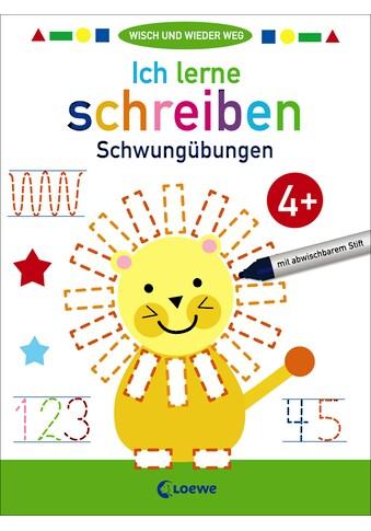 Buch »Wisch und wieder weg - Ich lerne schreiben 4+ / Joshua Schulz« kaufen