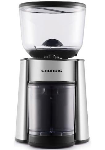 Grundig Kaffeemühle »CM 6760«, 130 W, Scheibenmahlwerk, 350 g Bohnenbehälter kaufen