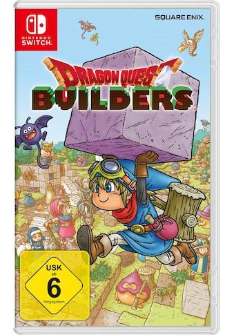 Nintendo Switch Spiel »Dragon Quest Builders«, Nintendo Switch kaufen