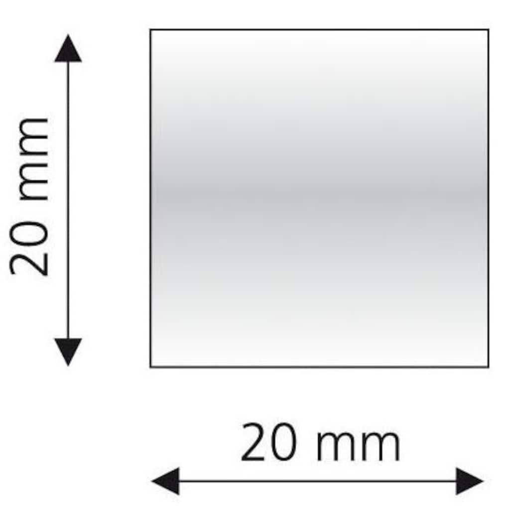 Liedeco Gardinenstangen-Endstück »Endkappe«, für Gardinenstangen Ø 16 mm