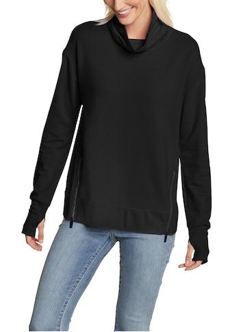 Eddie Bauer Sweatshirt, Everday Enliven mit seitlichen Reißverschluss kaufen