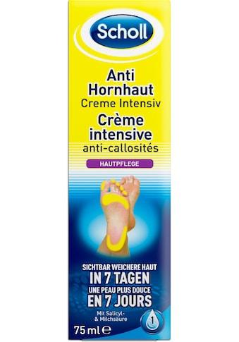 Scholl Fußpflegecreme »Anti-Hornhaut Intensiv« kaufen