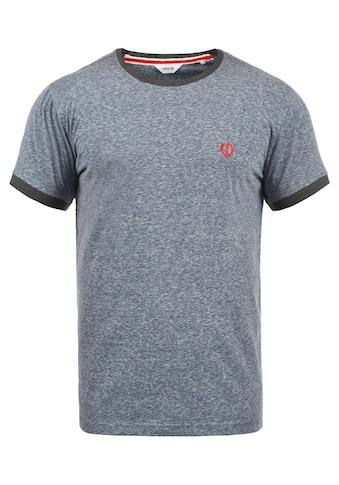 Solid Rundhalsshirt »BennTee« kaufen