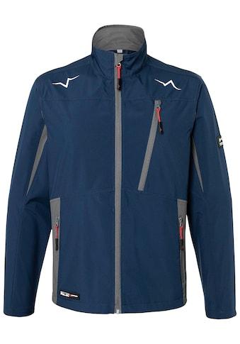 Kübler Softshelljacke »KÜBLER PULSE Ultrashell-Jacke; dunkelblau anthrazit«,... kaufen