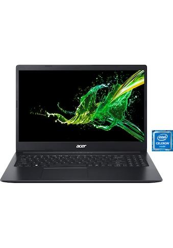 Acer Aspire 3 A315 - 34 - C9JL Notebook (39,62 cm / 15,6 Zoll, Intel,Celeron, 128 GB SSD) kaufen