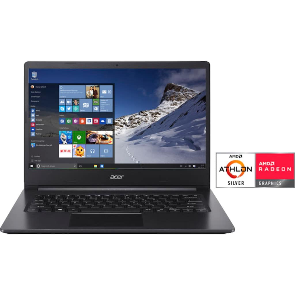 Acer Notebook »Aspire 3 A314-22-R730«, (128 GB SSD)