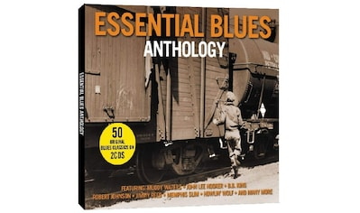 Musik-CD »Essential Blues Anthology / Various« kaufen