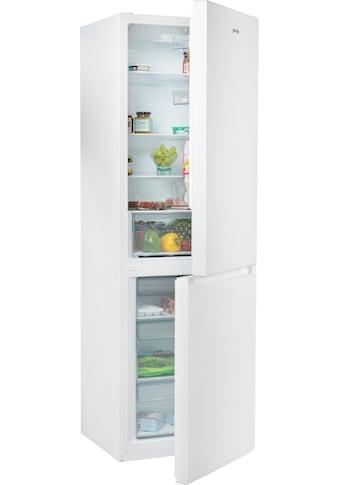 GORENJE Kühl - /Gefrierkombination, 185 cm hoch, 60 cm breit kaufen