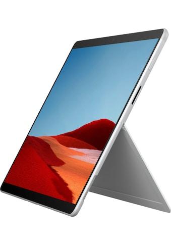 "Microsoft Convertible Notebook »Surface Pro X 13 - 512/16GB Platin«, (33,02 cm/13 ""... kaufen"