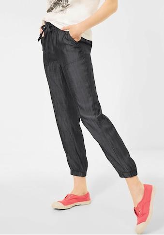 Cecil Jogger Pants »Style Chelsea«, mit aufgesetzten Taschen kaufen
