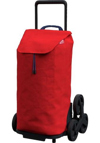 Gimi Einkaufstrolley »gimi Tris«, mit 3-Rollen-System für leichtes Treppensteigen kaufen
