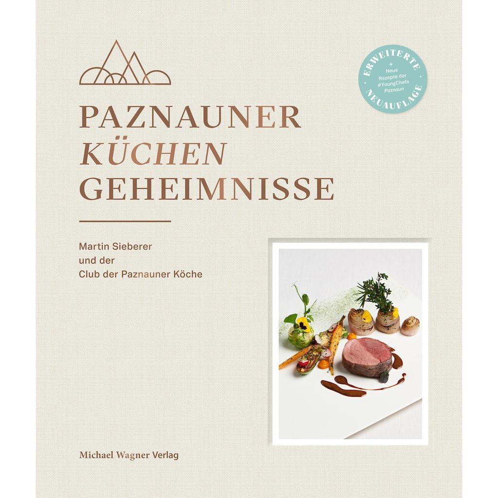 Buch »Paznauner Küchengeheimnisse / Martin Sieberer«