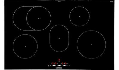 SIEMENS Induktions-Kochfeld von SCHOTT CERAN®, EH875FFB1E, mit Warmhaltezone kaufen