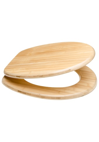 SANILO WC - Sitz »Bambus«, mit Absenkautomatik kaufen