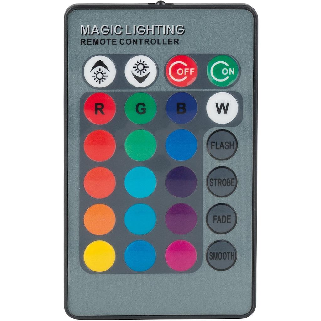 EGLO LED Flutlichtstrahler »PIERA«, LED-Board, Warmweiß