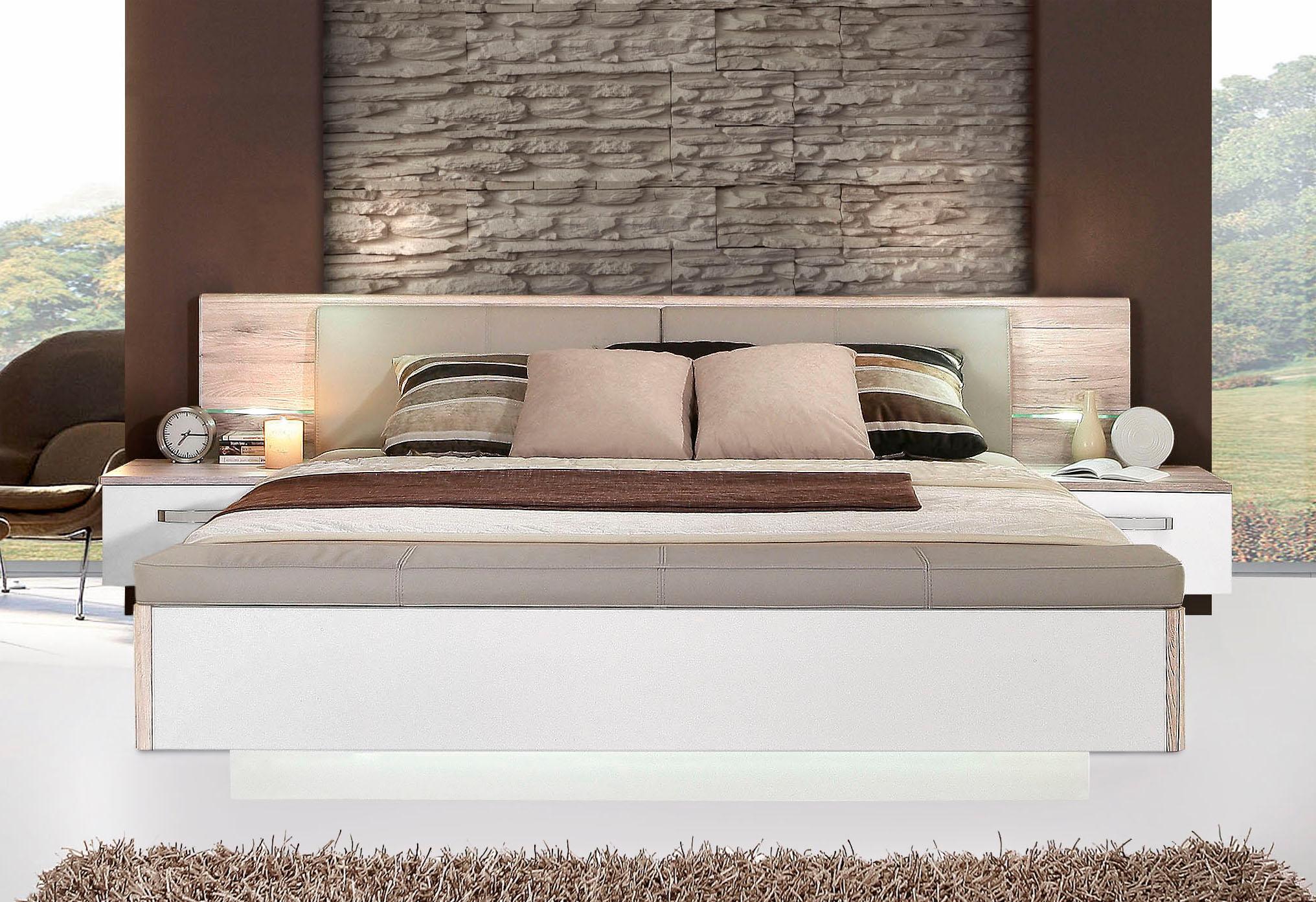 FORTE Schlafzimmer-Set »Rondino,«